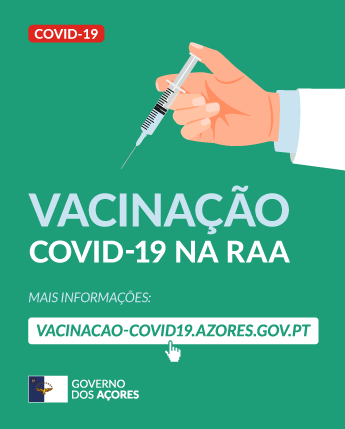 Vacinação Covid-19 na RAA