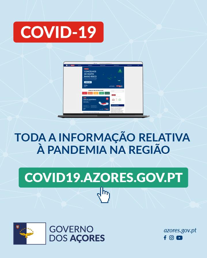 Covid19.azores.gov.pt