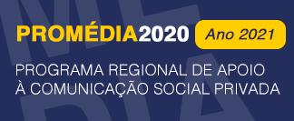 Imagem promédia 2020 - ano 2021