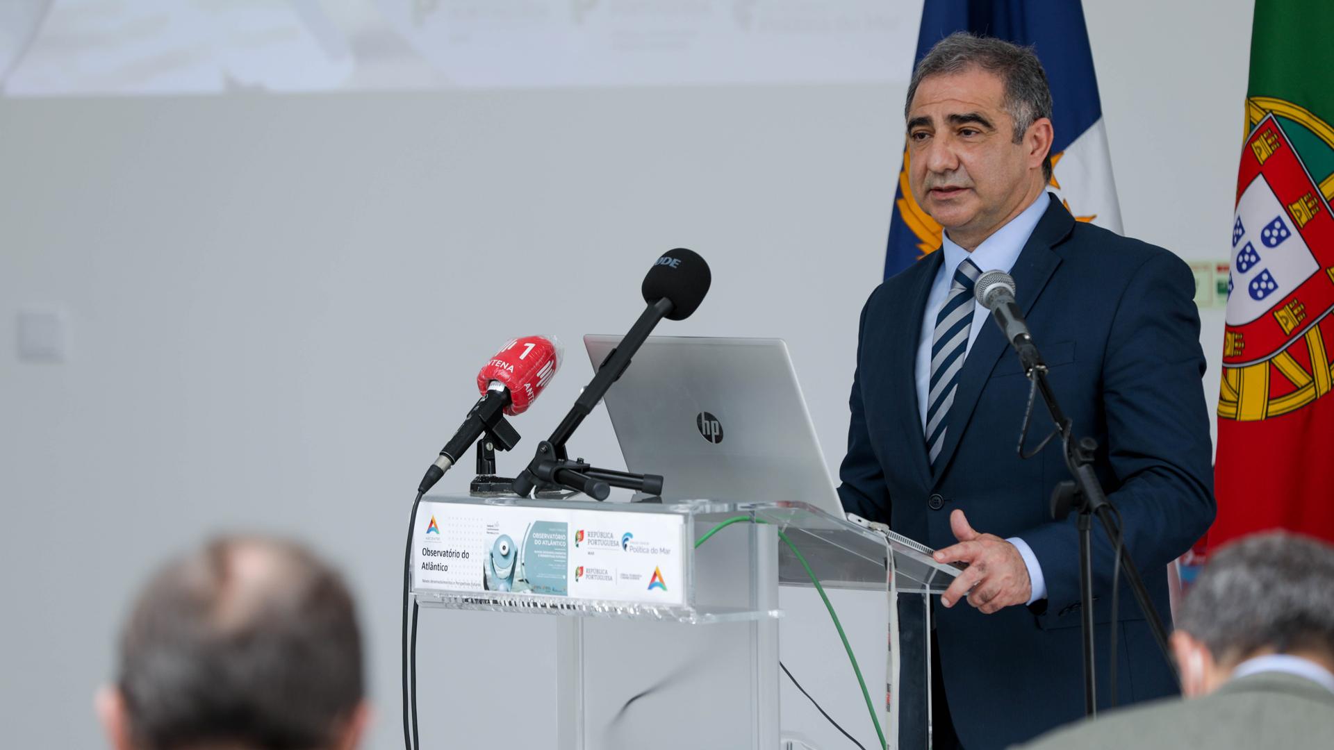 """Presidente do Governo quer """"olhar atento de todos"""" na implementação do PRR nos Açores"""