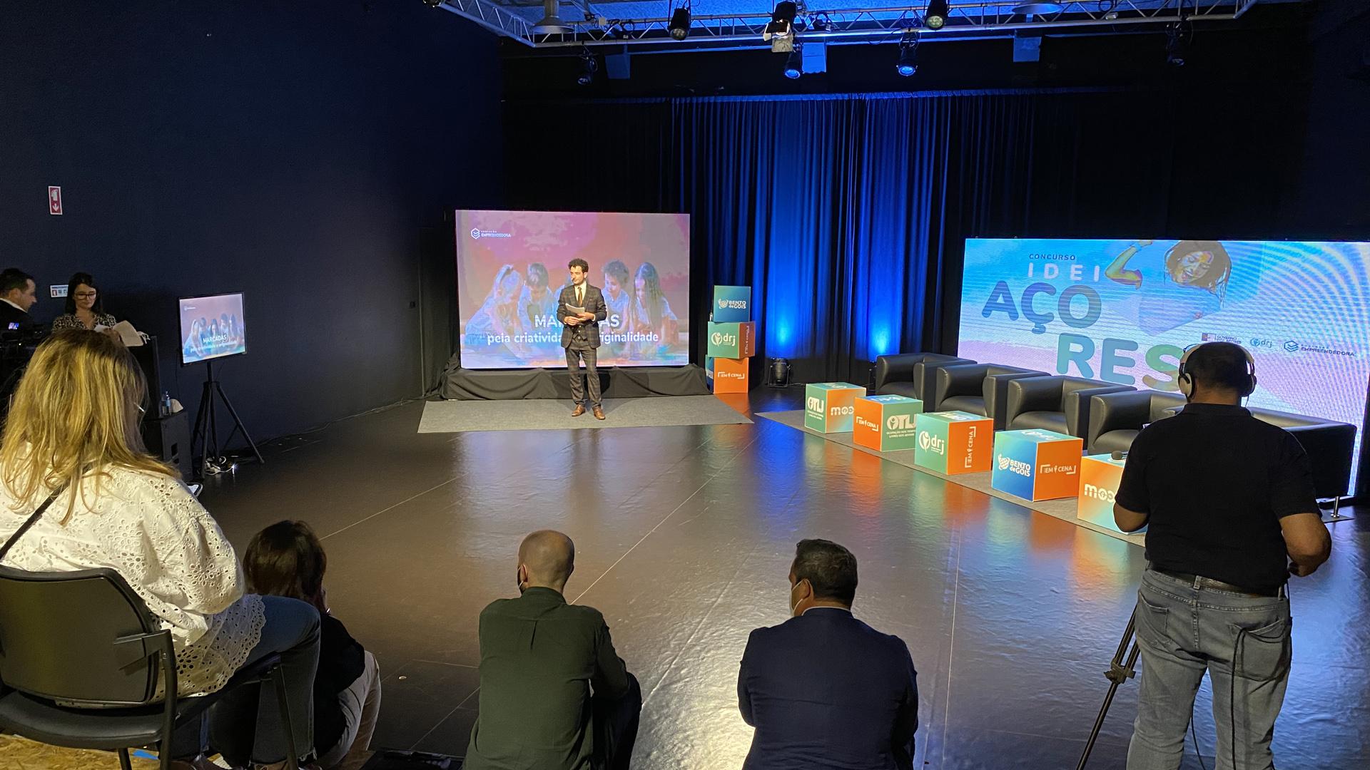 Governo dos Açores anuncia vencedores do 11.º Concurso Regional IdeiAçores