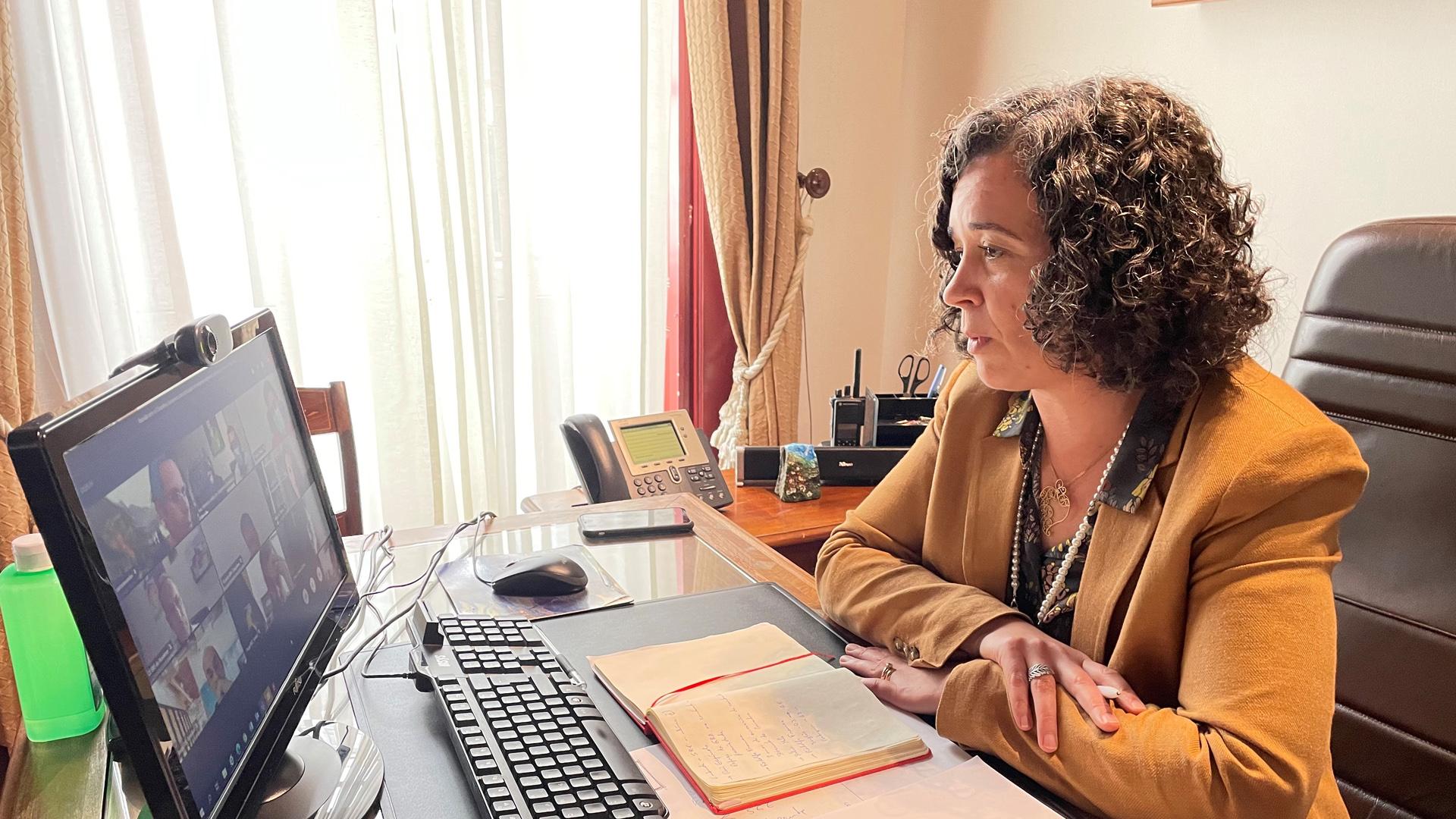 Secretaria da Educação prepara regresso presencial às aulas com escolas secundárias de São Miguel