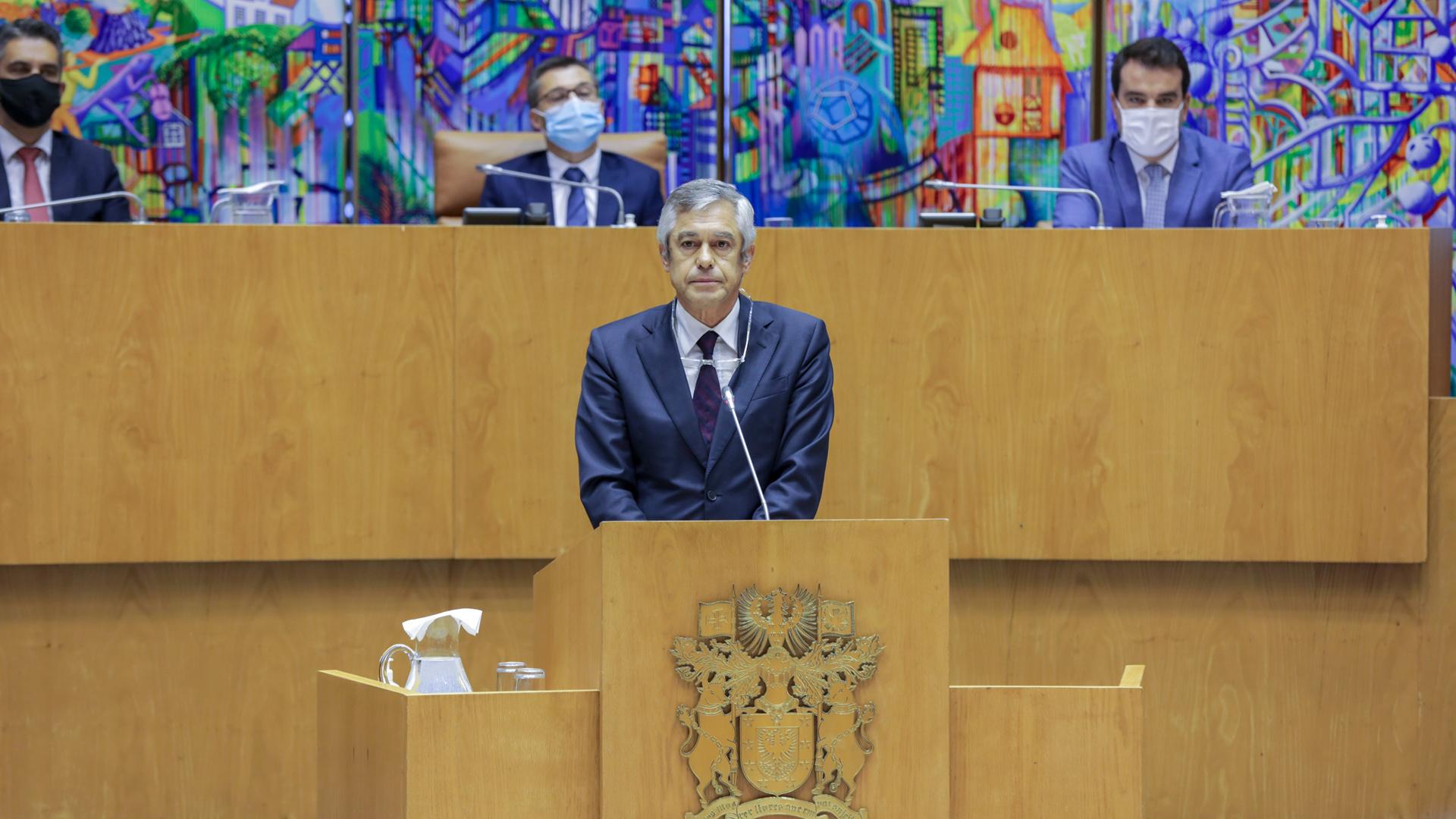 Secretário Regional das Finanças anuncia a reformulação do Setor Público Empresarial Regional