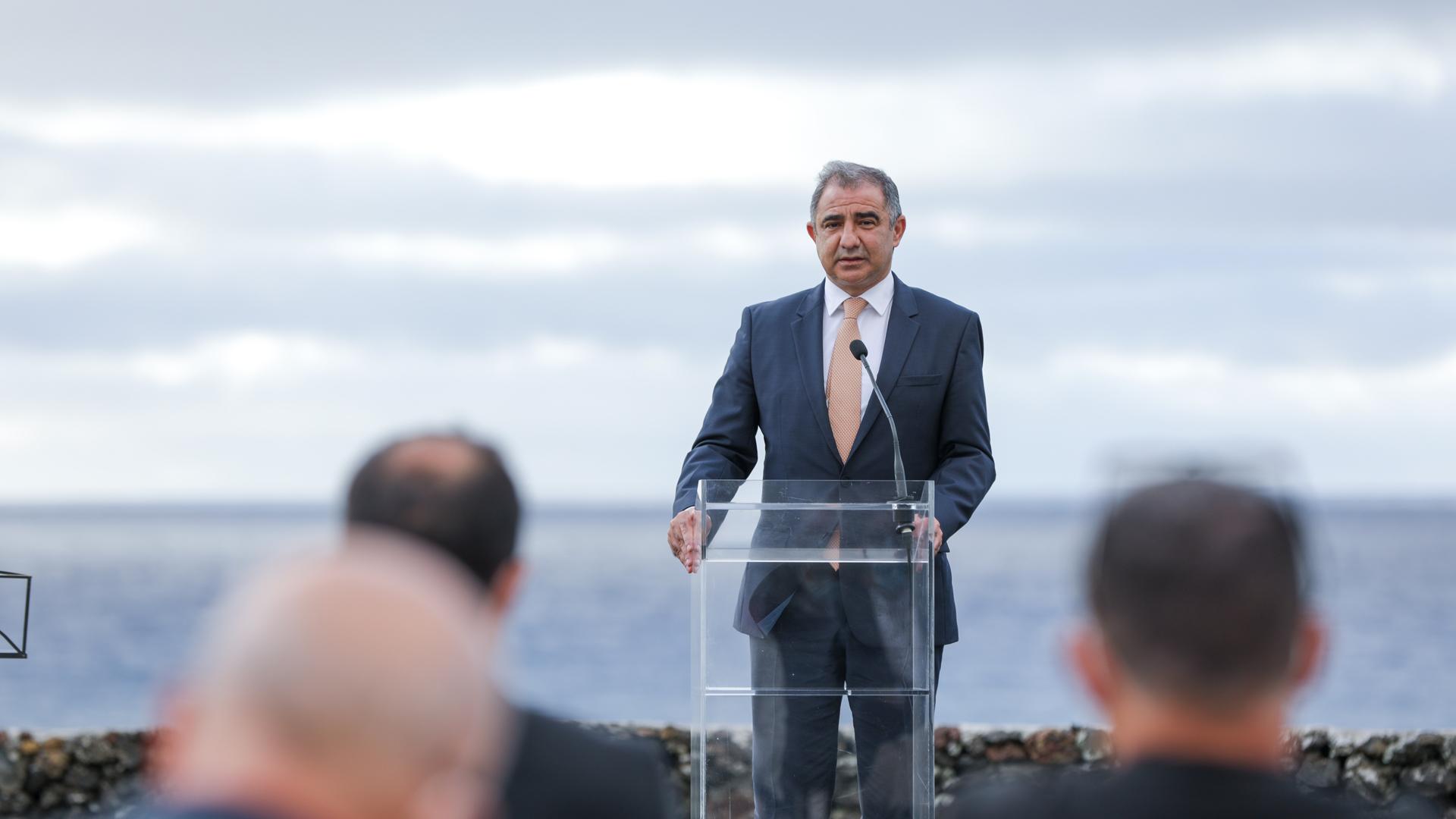 """""""A nossa diáspora é um orgulho para os Açores"""", diz Presidente do Governo"""