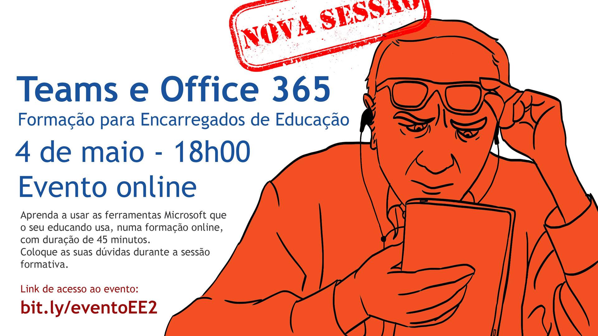 Governo dos Açores promove formação em competências digitais para Encarregados de Educação