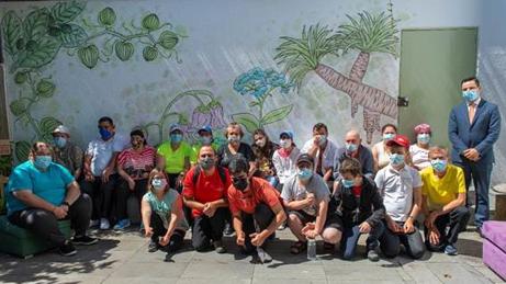 Visita o Jardim Botânico do Faial, no âmbito das comemorações do 35.º aniversário do Centro Ambiental