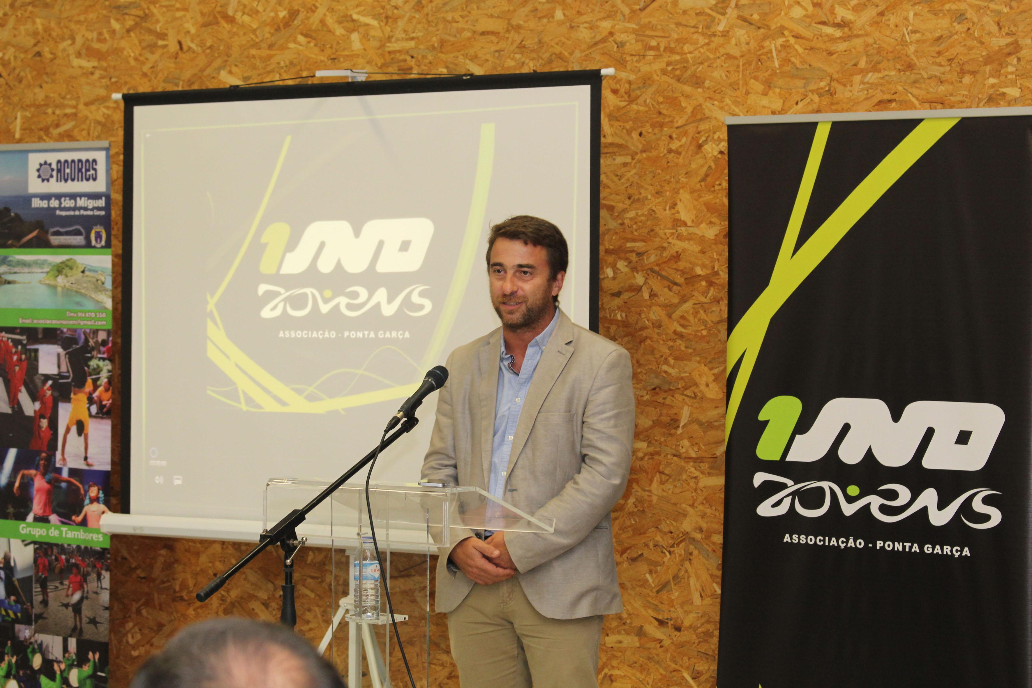"""""""Cada euro investido na juventude é um euro bem investido"""", afirma Diretor Regional da Juventude"""
