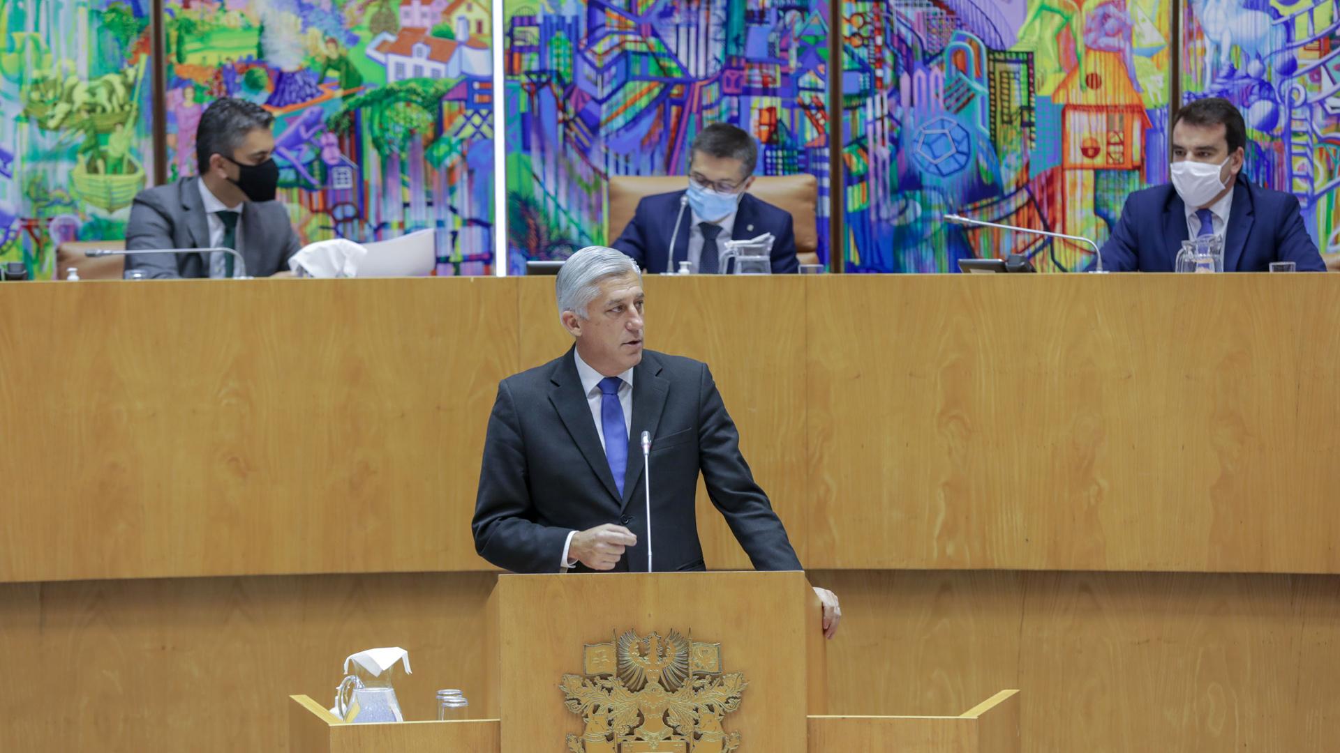 Governo Regional aposta na melhoria do emprego e qualificação dos açorianos