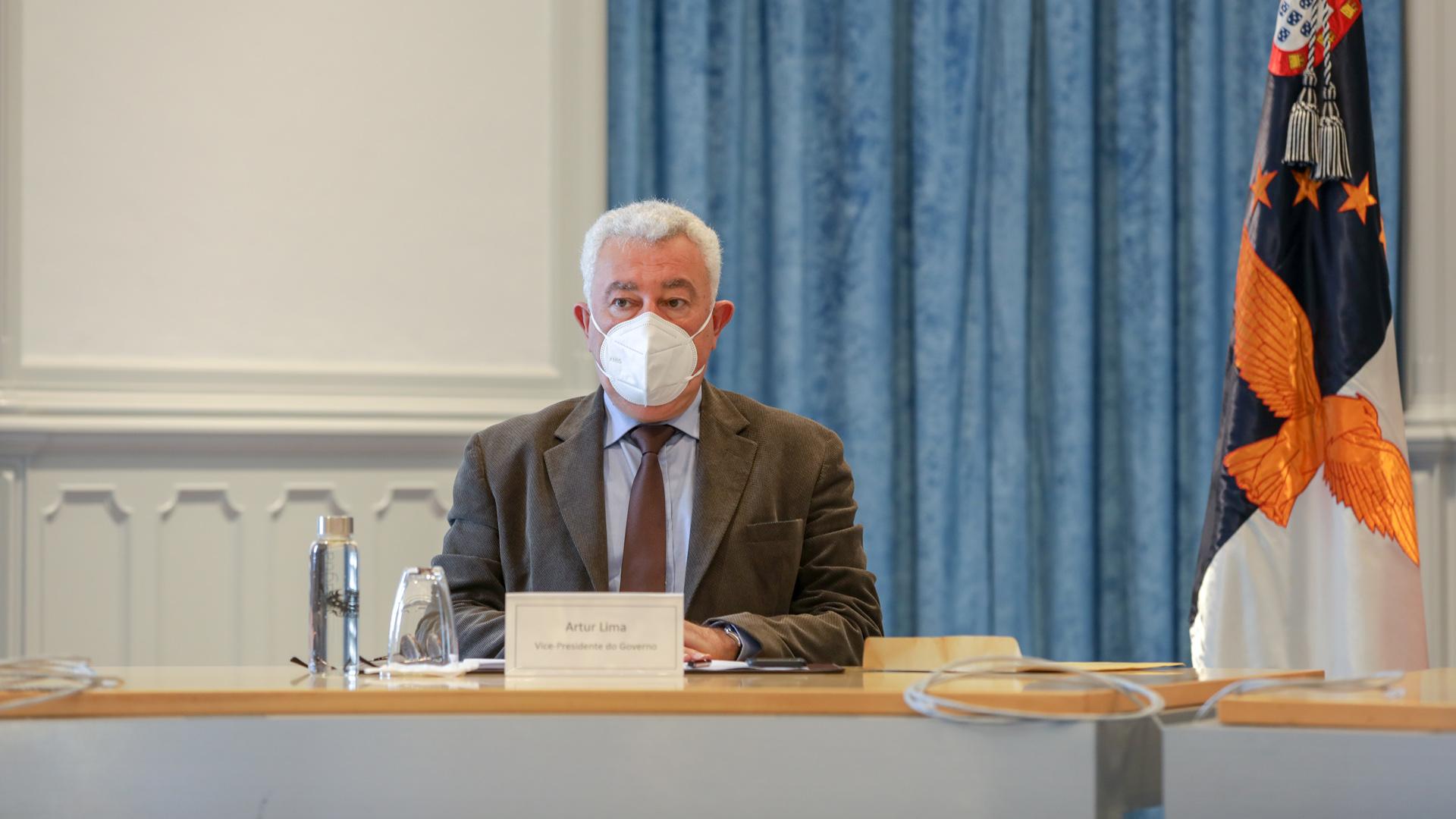 Reunião Conselho do Governo