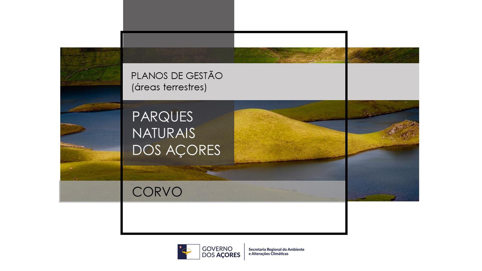 Sessão Pública do Plano de Gestão das Áreas Terrestres do Parque Natural da Ilha do Corvo decorre na terça-feira