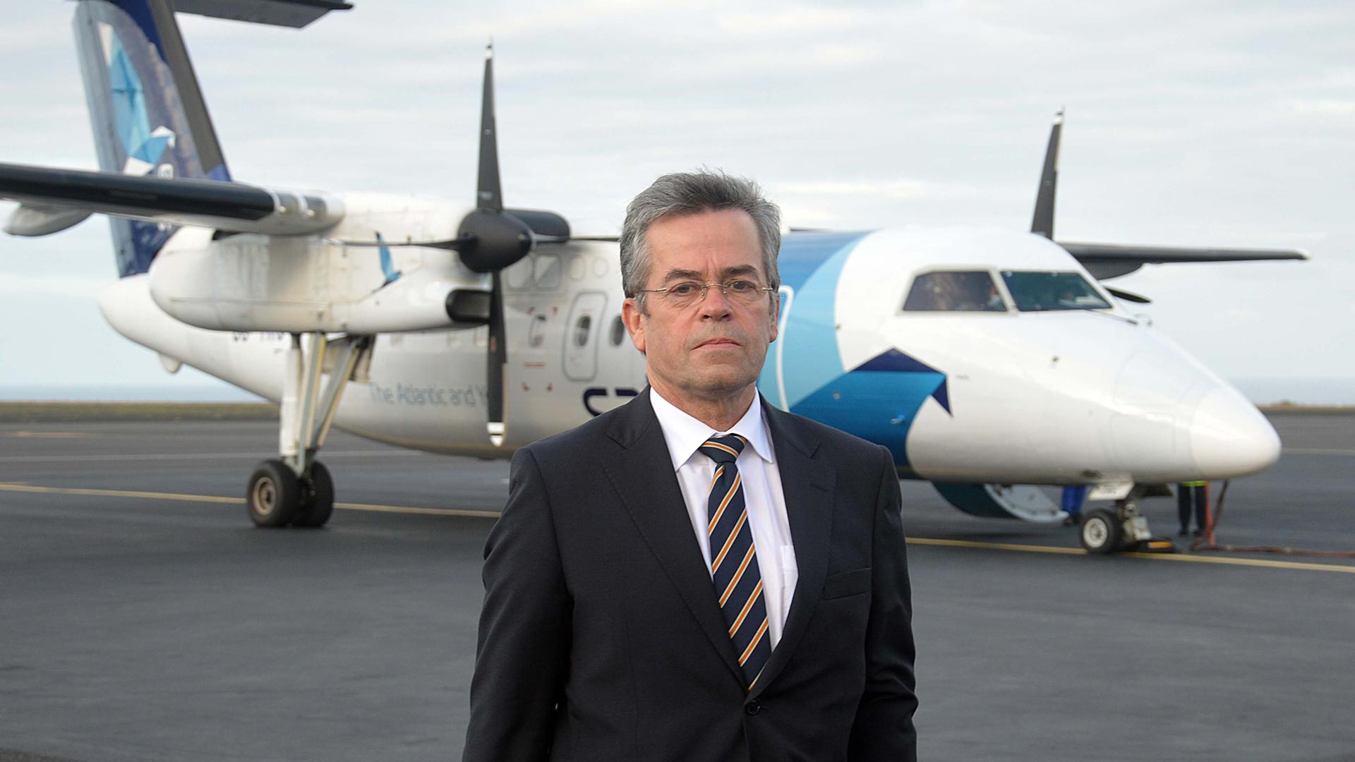 Secretário Regional dos Transportes, Turismo e Energia