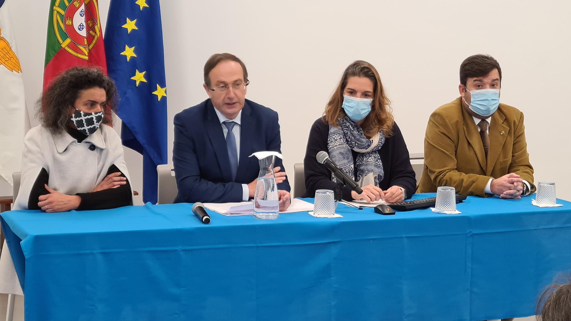 Apresentação pública do Plano e do Orçamento da Escola do Mar dos Açores 2021 e da Estratégia de Intervenção Setorial para a fileira da pesca