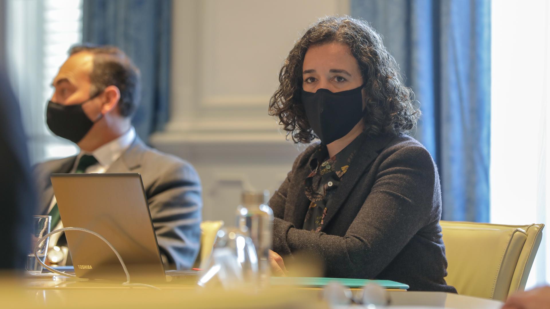 Sofia Ribeiro anuncia Avaliação Externa do ProSucesso