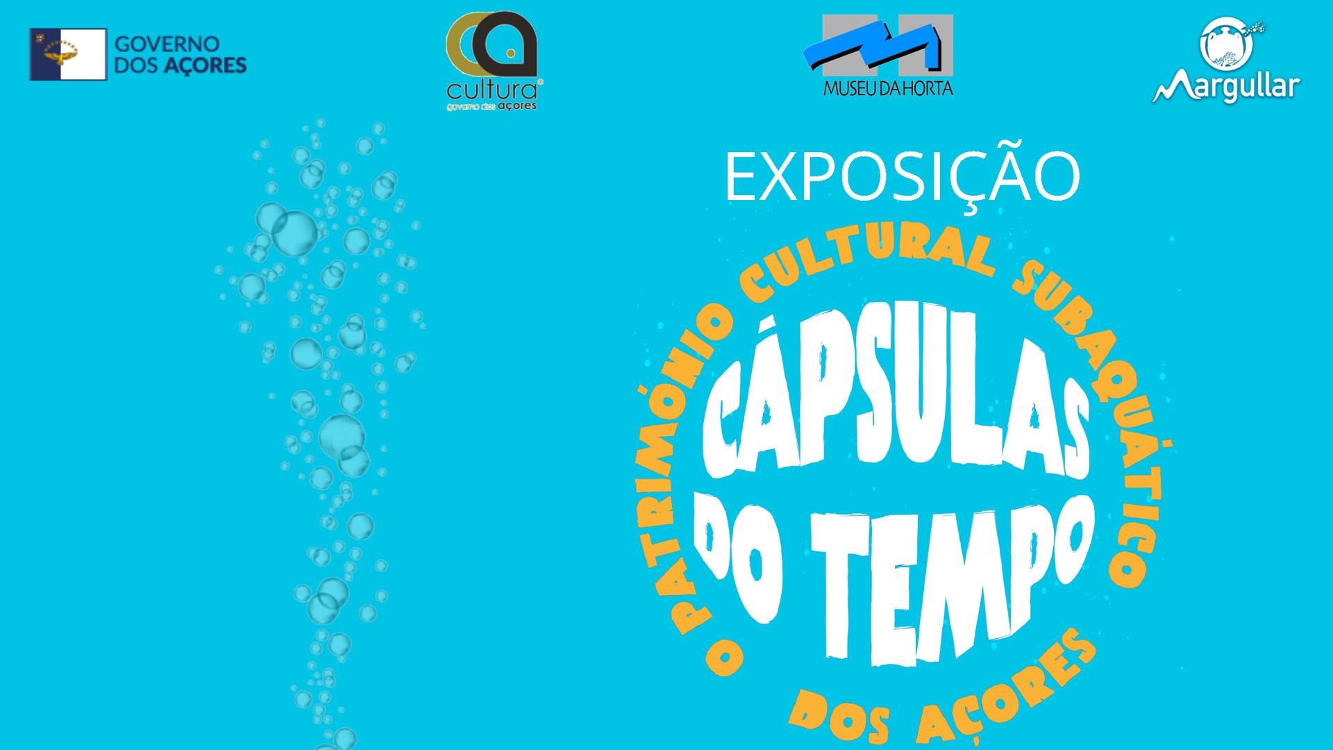 """Abertura da exposição temporária """"Cápsulas do Tempo, o Património Cultural Subaquático dos Açores"""""""