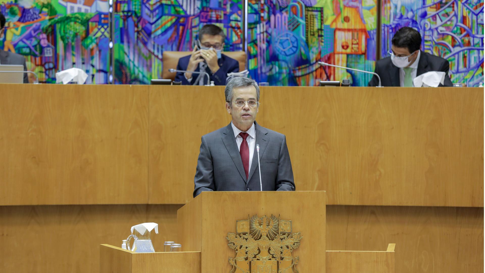 GovernoRegionalquer criar Tarifa Açores para residentes nas ligações interilhas, anuncia Mário Mota Borges